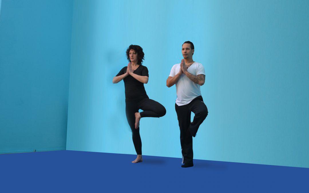 Gratis Vinyasa-flow op donderdag en Poweryoga op zaterdag in de maand oktober